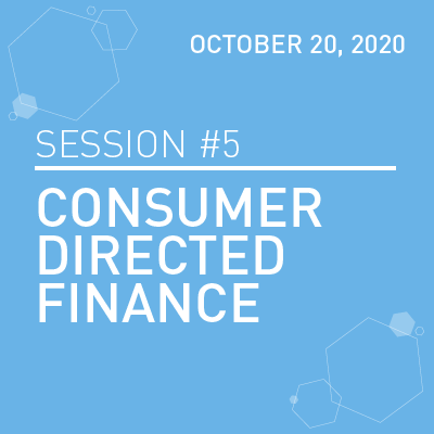 Session 5: Consumer directed finance