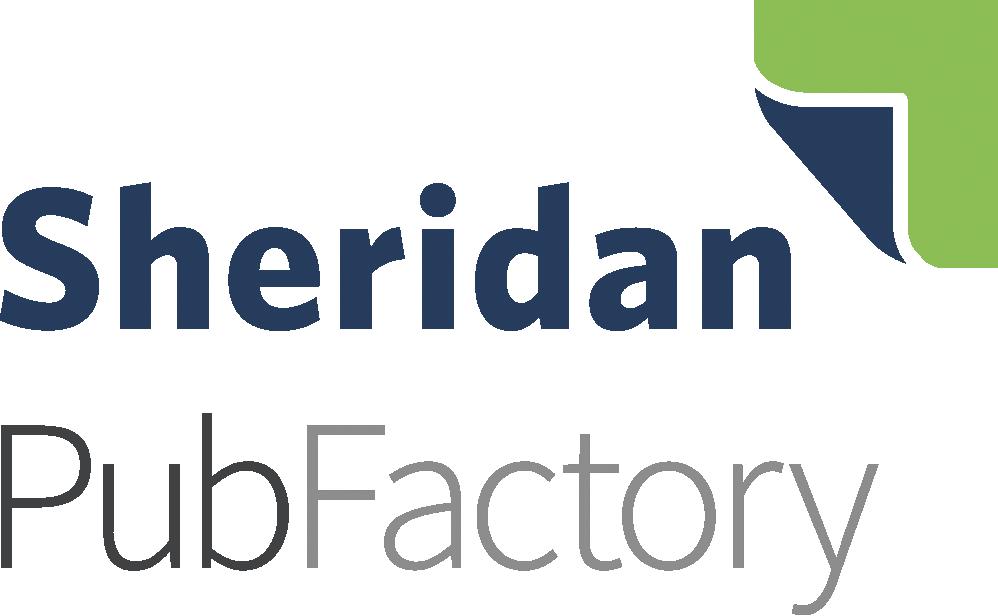 logo Sheridan PubFactory
