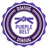 D365 Purple Belt Badge