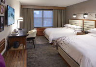 Renaissance Minneapolis Hotel Bedroom