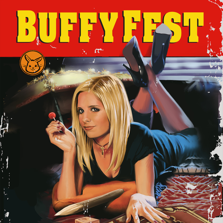 Pulp buffy poster square