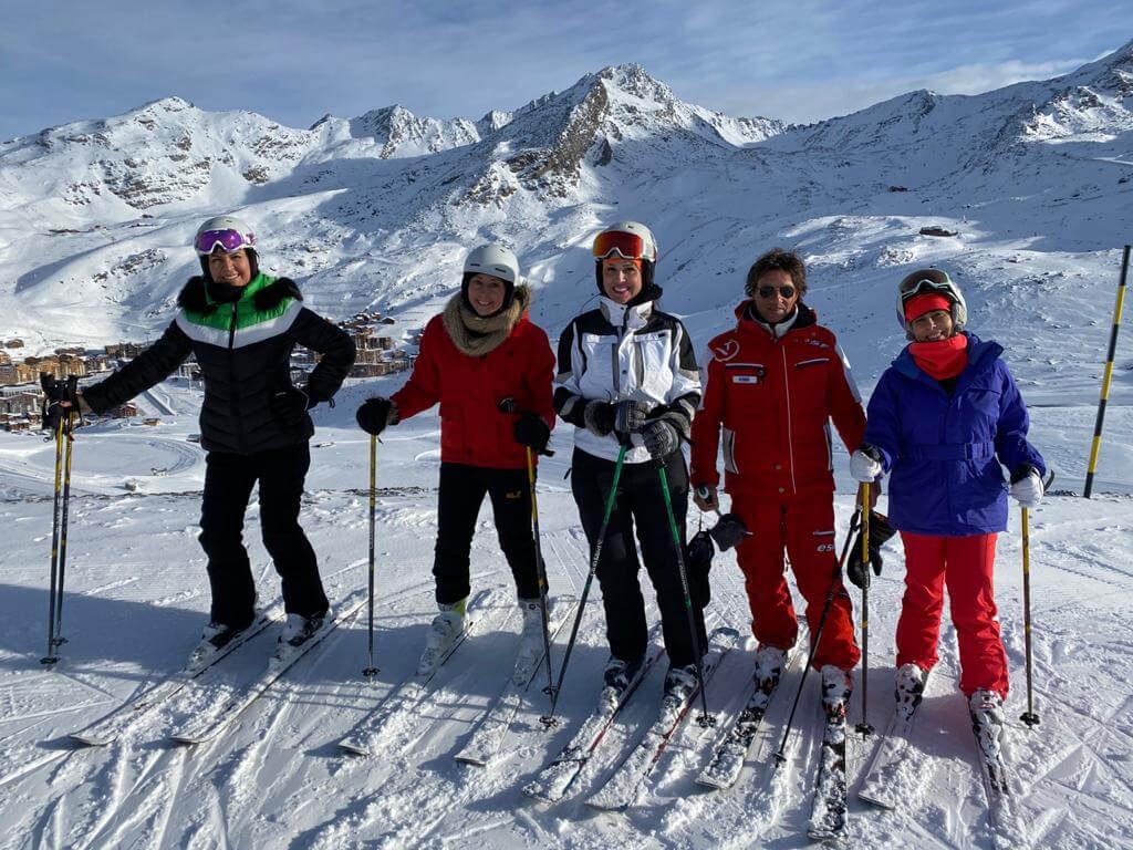 Parte do grupo: La Folie Douce – Alpes d'Huez
