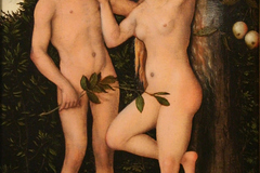 Lucas cranach (i)   adam and eve listing