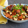 Kung pao sweet potato 5 big square