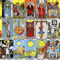 Tarot cards   major arcana big square
