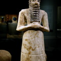 Mesopotamia male worshiper 2750 2600 b.c big square