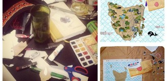 Malou zuidema  mixed media workshop image listing