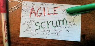 Agile methodology cover listing