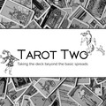 Tarot two big square
