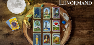 Learning lenormand   cover listing