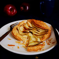 Apple galette 6 big square