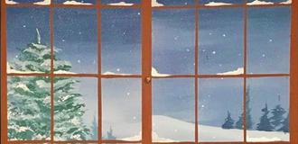 下雪的场景上市