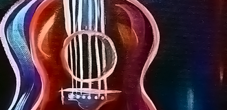 Guitar sip and paint photo2 listing