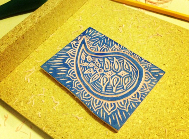 Block carving blog