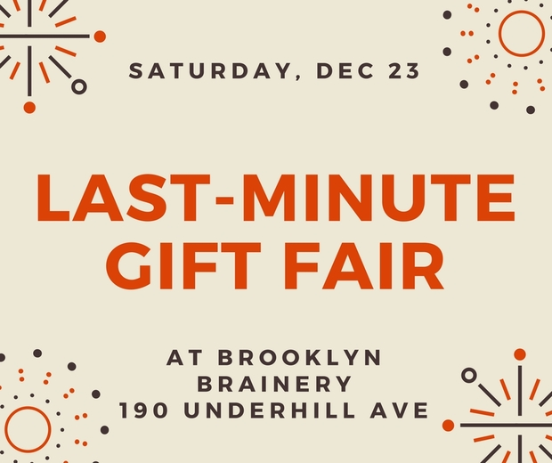 Last minute gift fair (1) blog