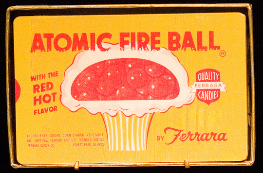 What Makes Atomic Fireballs Candy So Spicy