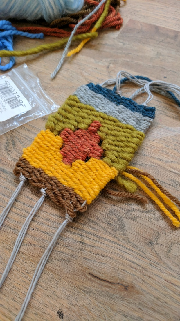 Tapestry Weaving For Beginners Windsor Terrace