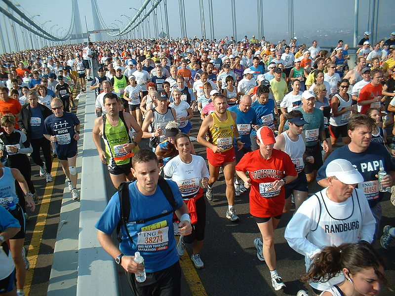 Marathon Verrazano Bridge