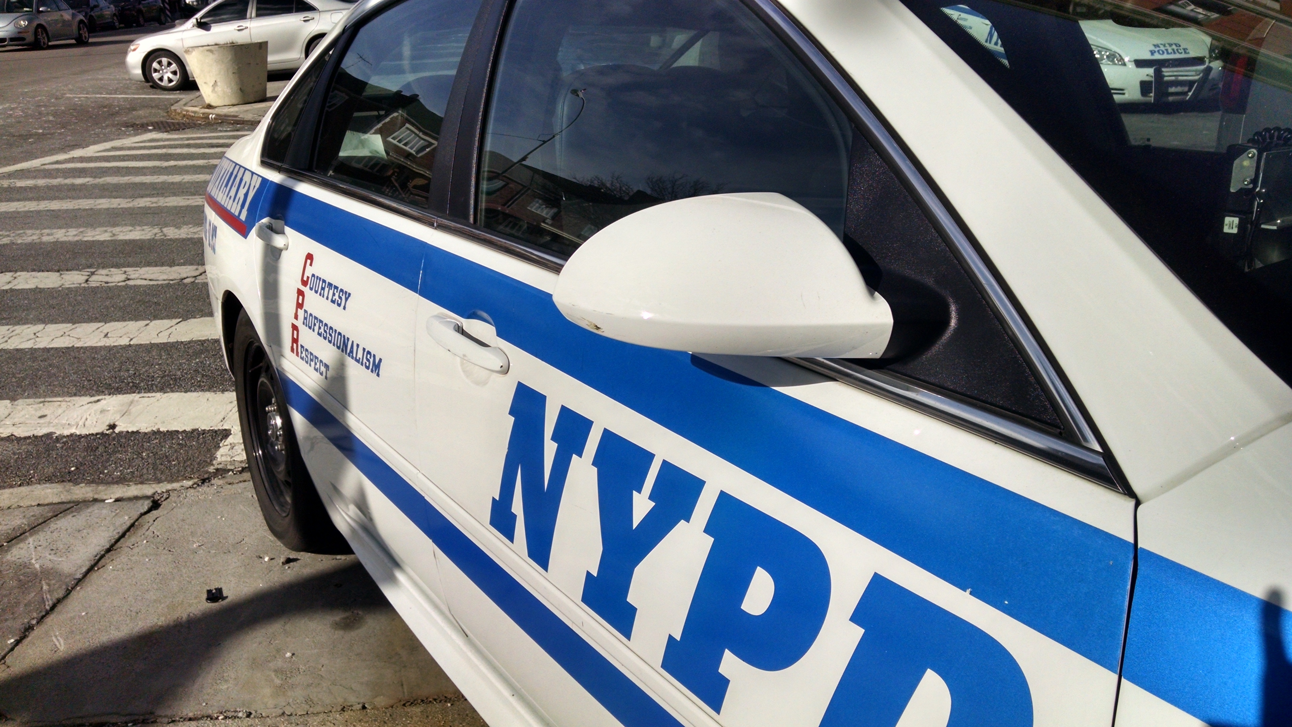 Shooting Victim Loses Control of Car in Crown Heights Friday Morning