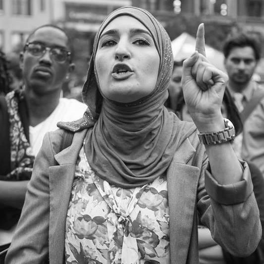 Linda Sarsour. (Photo via Facebook)