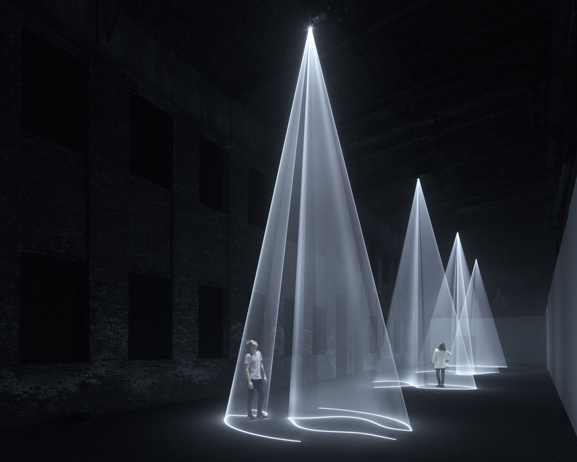 See The Light: Anthony McCall's 'Solid Light Works' - BKLYNER