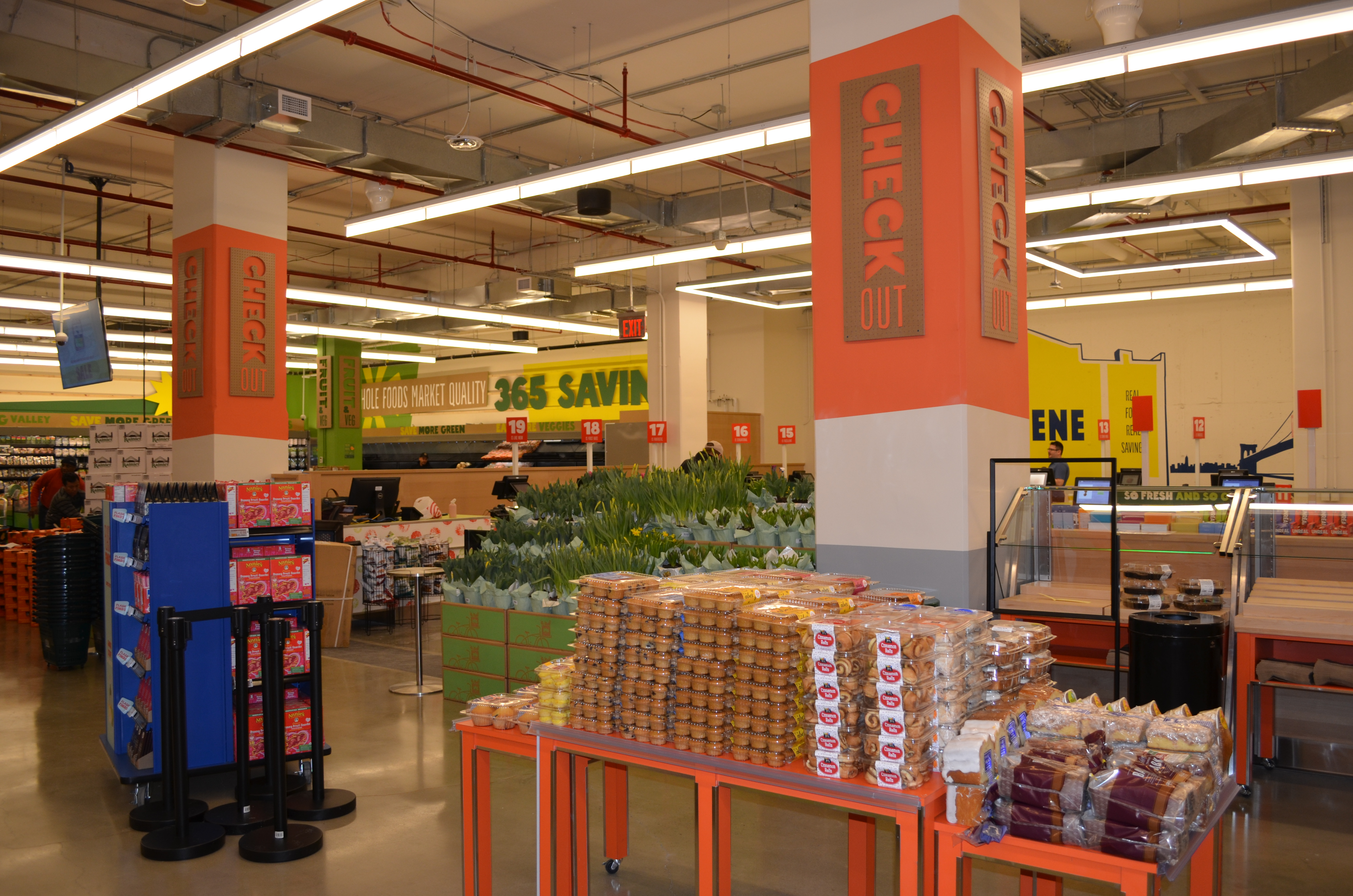 A Look Inside Fort Greene\'s Whole Foods Market 365 Before Its ...