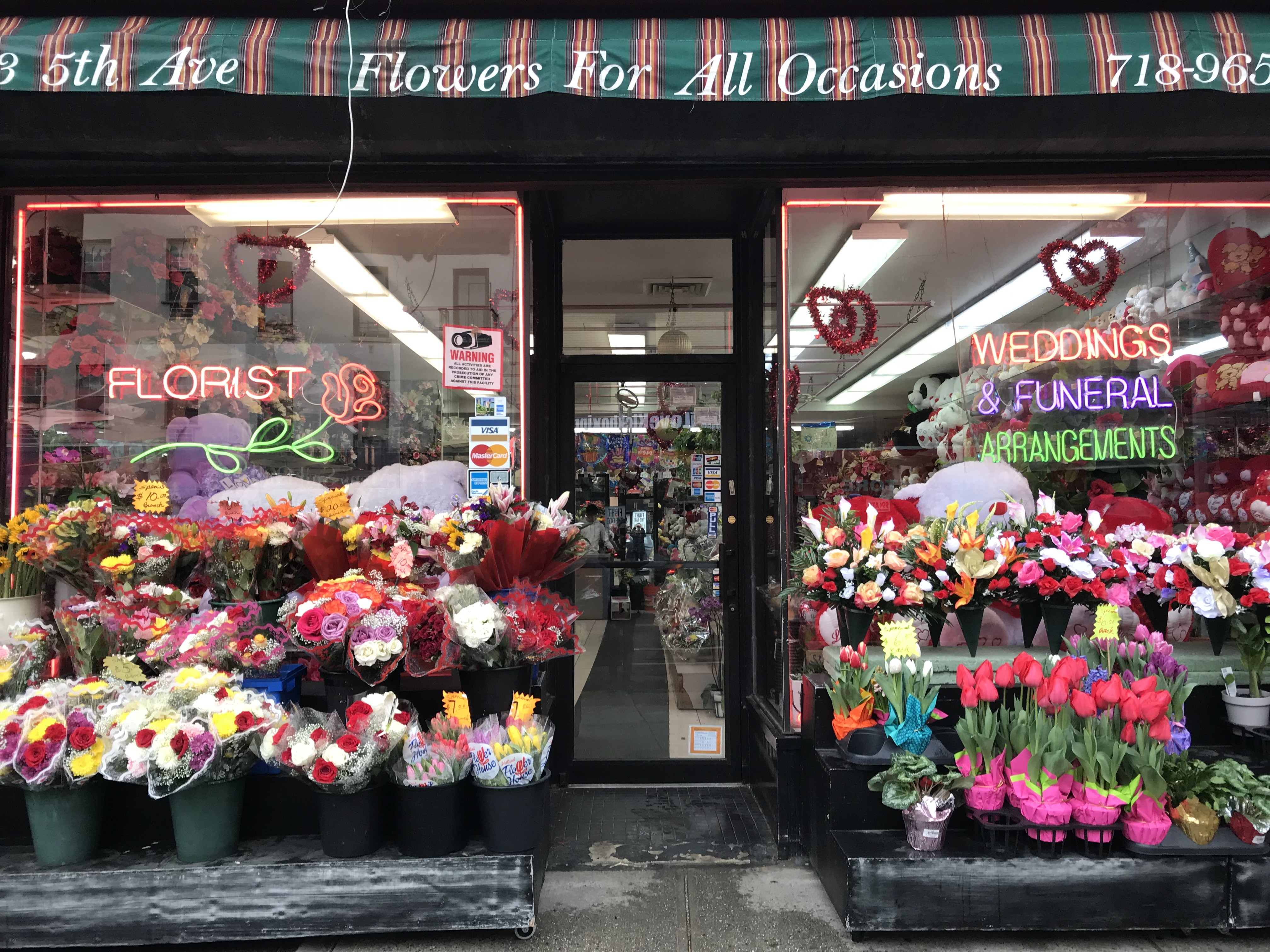 Where To Buy Valentines Day Flowers In Around Park Slope Bklyner