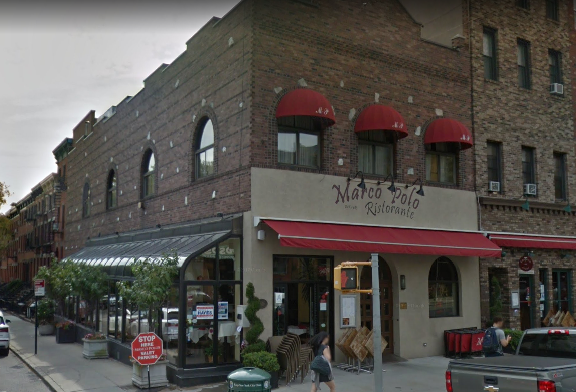 Italian Restaurant Court Street Brooklyn