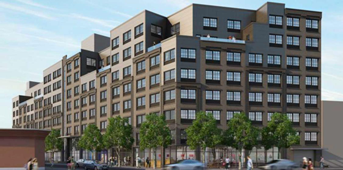Lottery Launches For 38 Affordable Units At 555 Waverly
