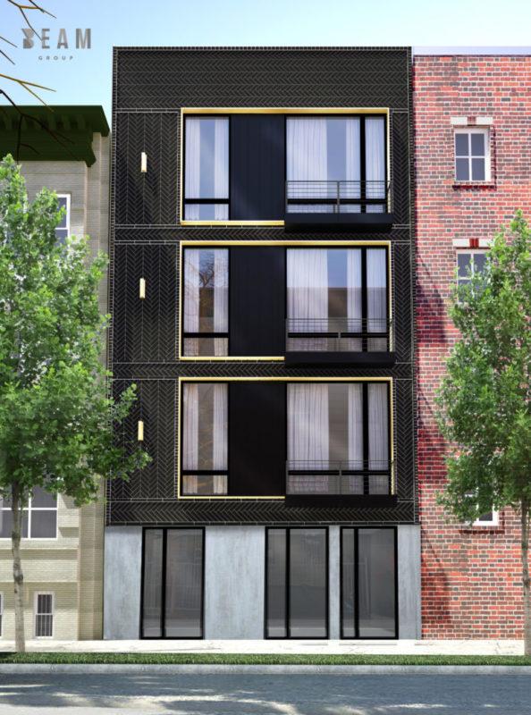 Modern Apartment To Fill Empty Bushwick Lot - BKLYNER