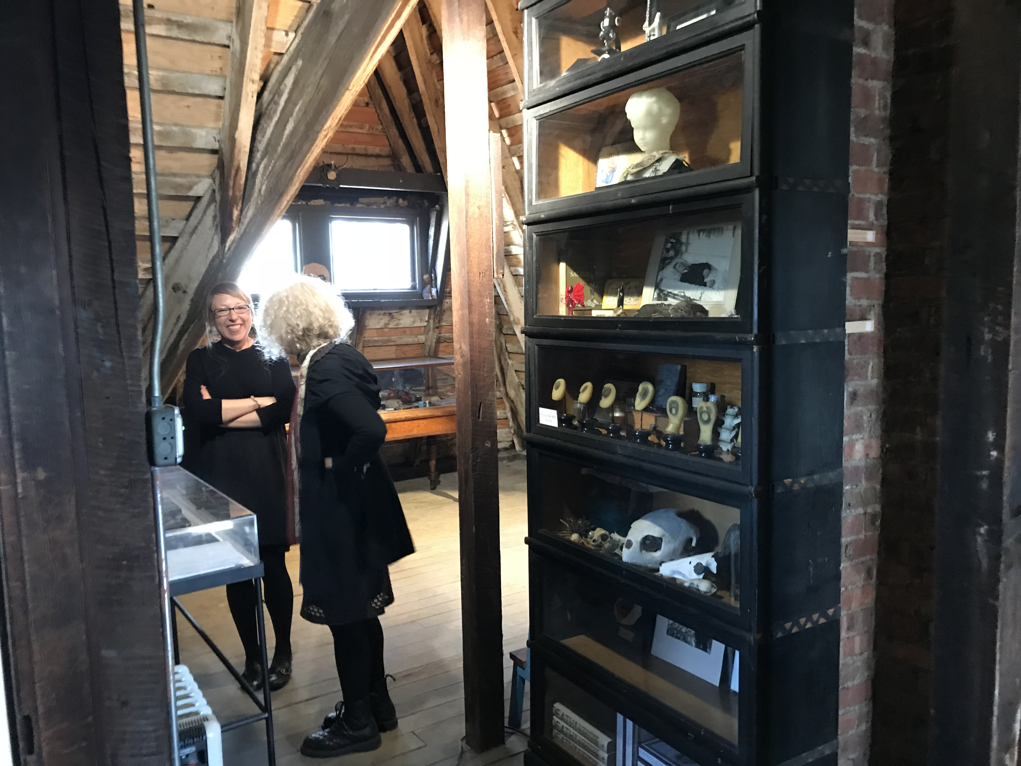 Back From The Dead: Morbid Anatomy Finds A New Home In Brooklyn ...