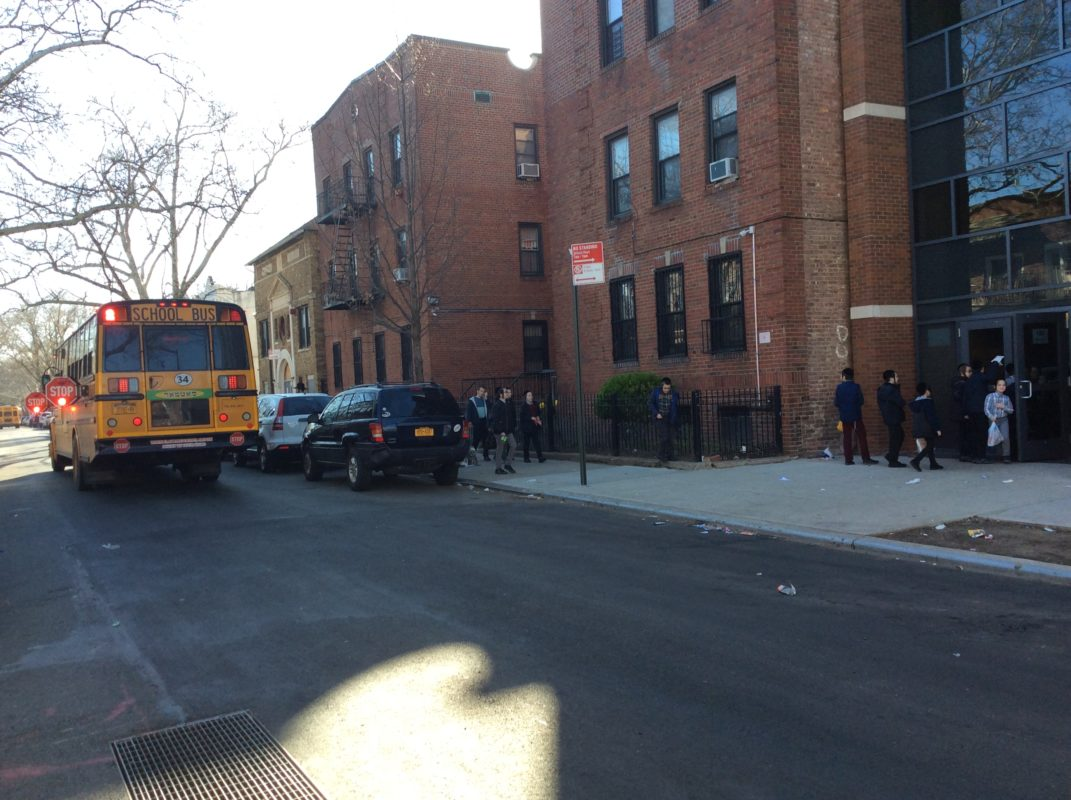 Neighbors Face Off With A New Orthodox School In Kensington