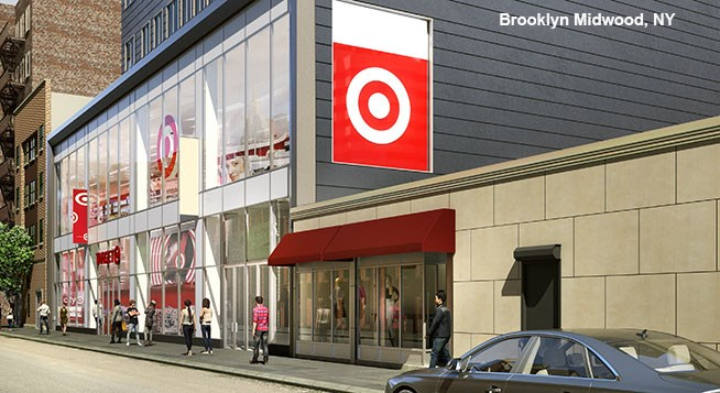 two new target stores coming to kings highway in next two years bklyner. Black Bedroom Furniture Sets. Home Design Ideas
