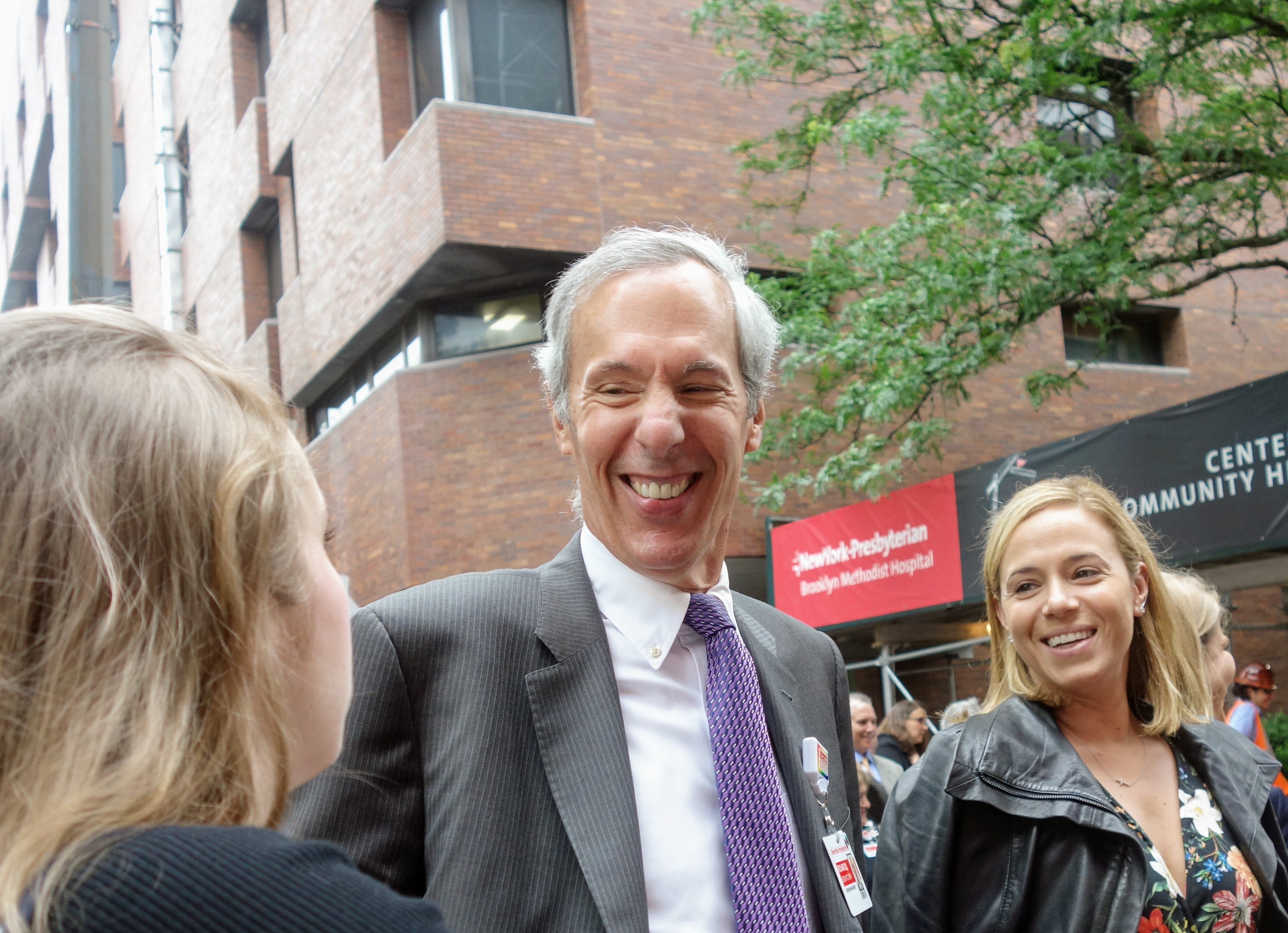 NYP Brooklyn Methodist Hospital's outpatient health center to open