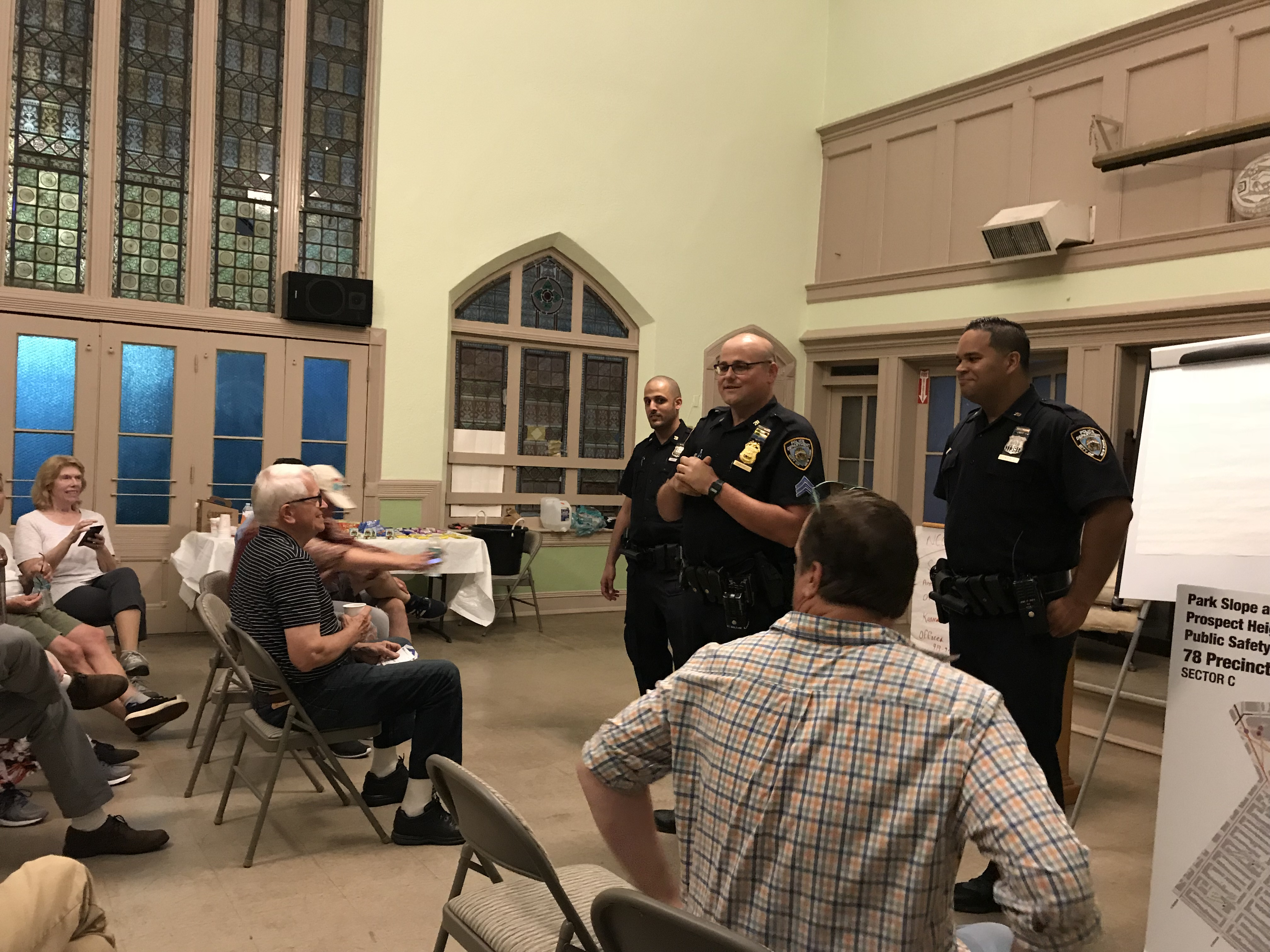 78th Precinct NCO Sector C Build The Block Meeting: Lock Up Your ...