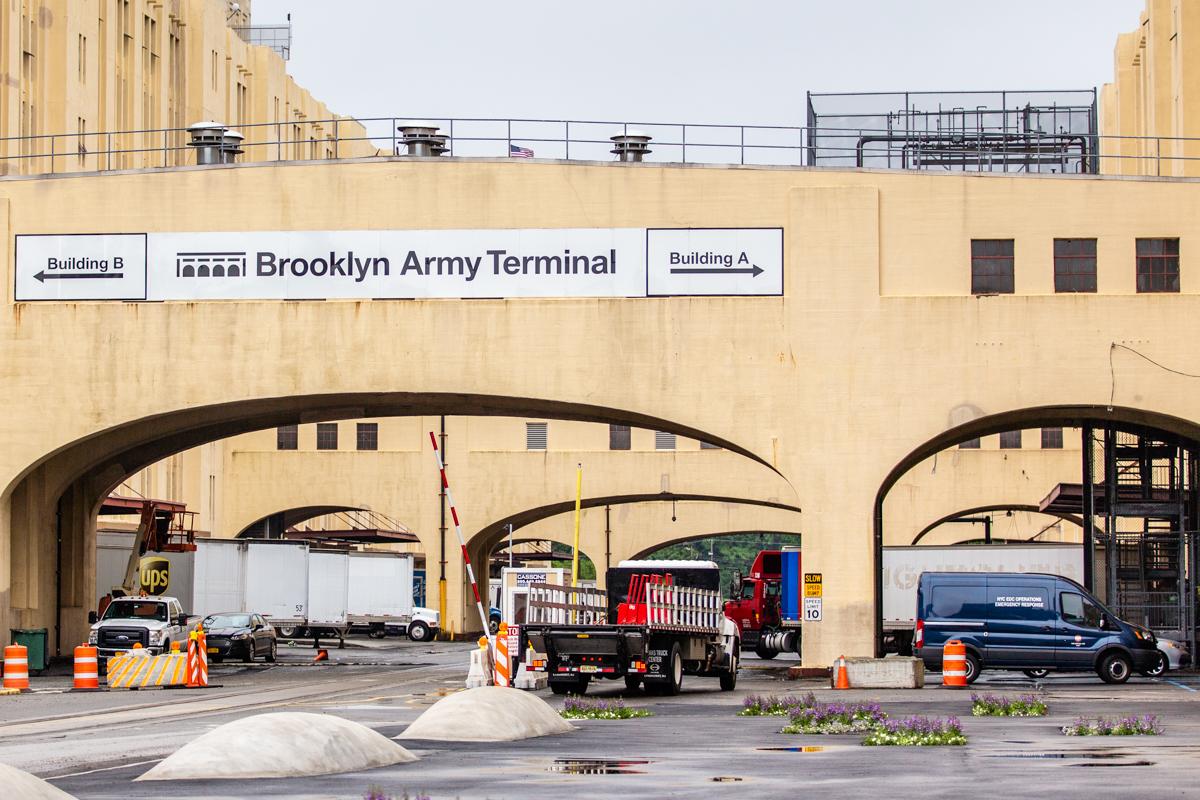 445ceffe76dcd Brooklyn Army Terminal Celebrates 100th Anniversary, Unveils New ...