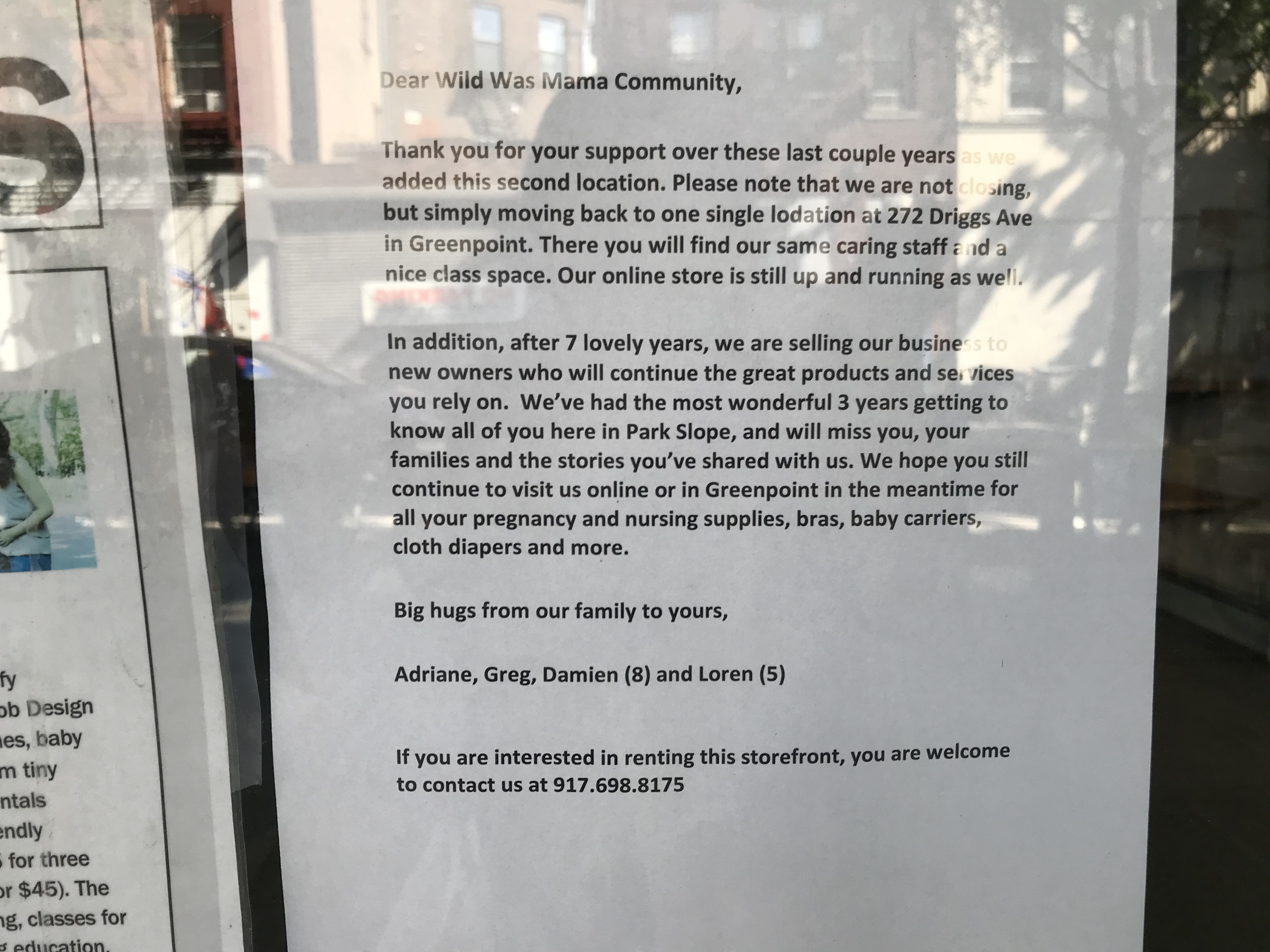 Recent Closings On And Around 5th Avenue - BKLYNER