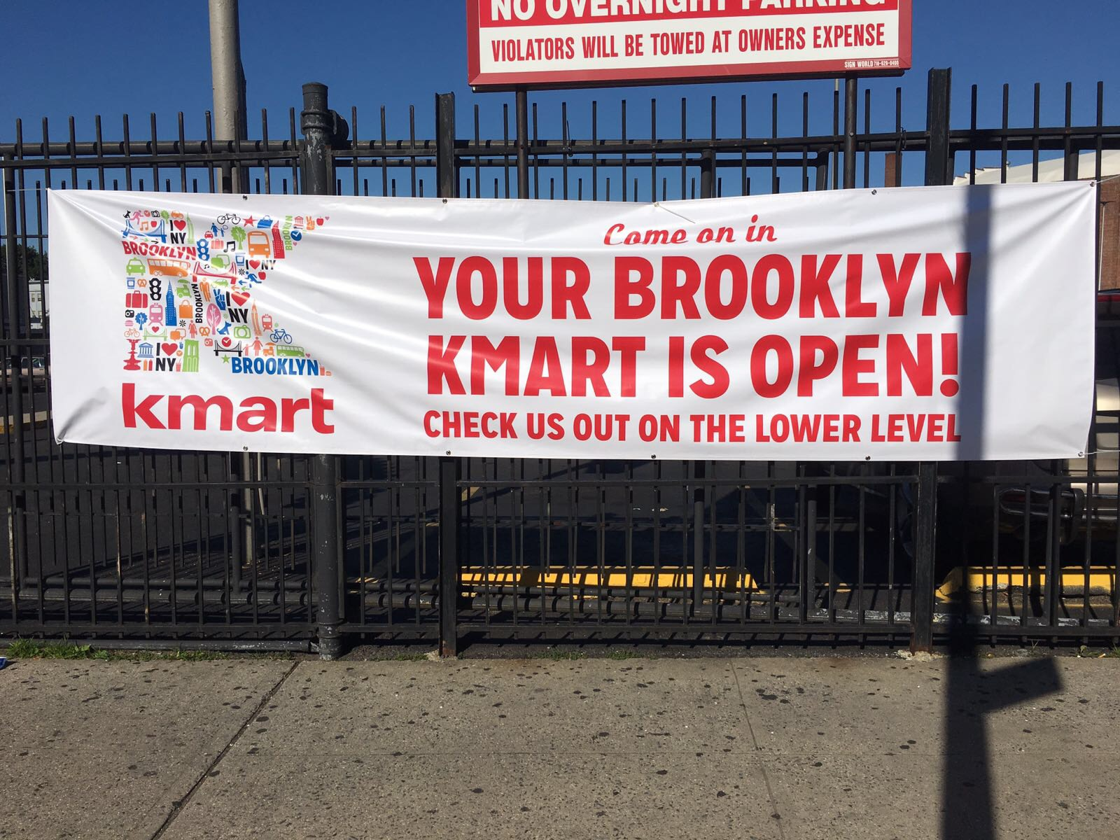 Kmart Opened At Sears On Beverley On Saturday Bklyner