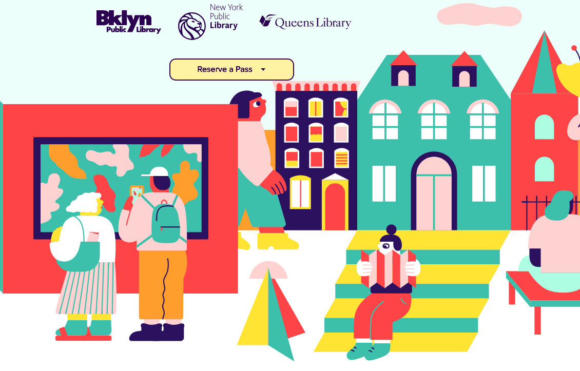 Culture Pass: NYC Library Cardholders Get Free Admission To