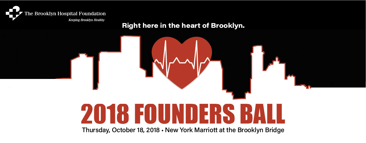 Founders Ball to Highlight The Brooklyn Hospital Center and Mount