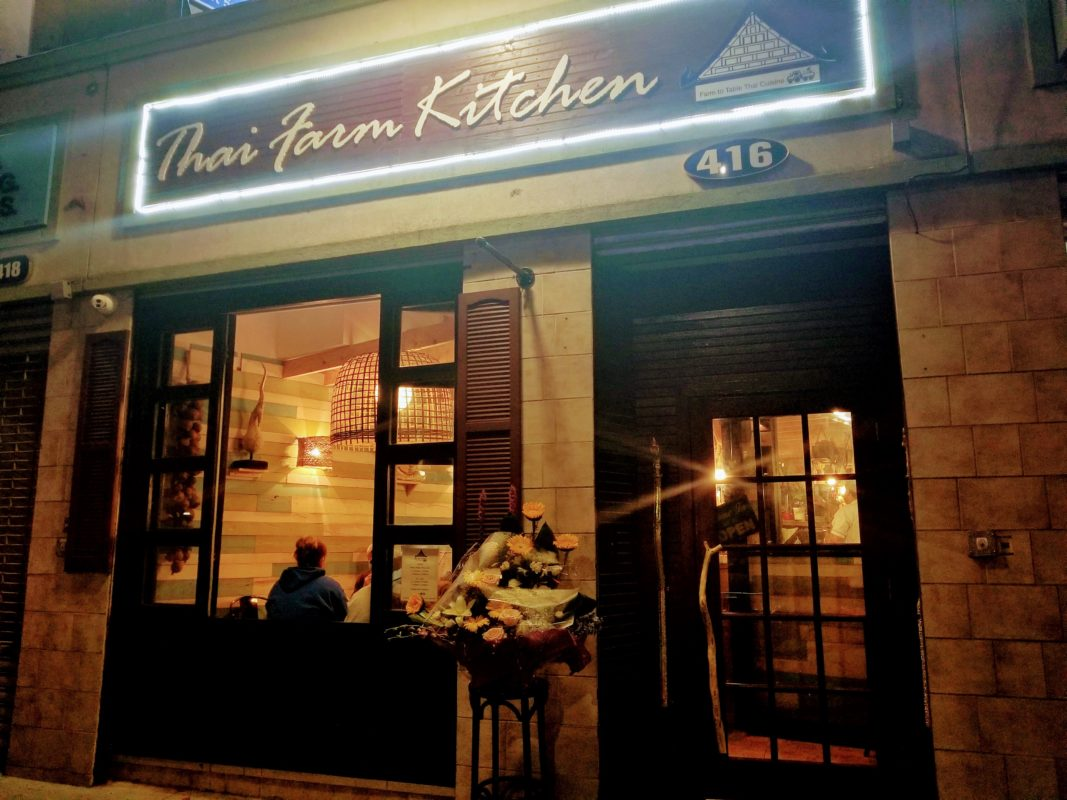 Thai Farm Kitchen Brings Farm-To-Table Thai Food To Church Avenue