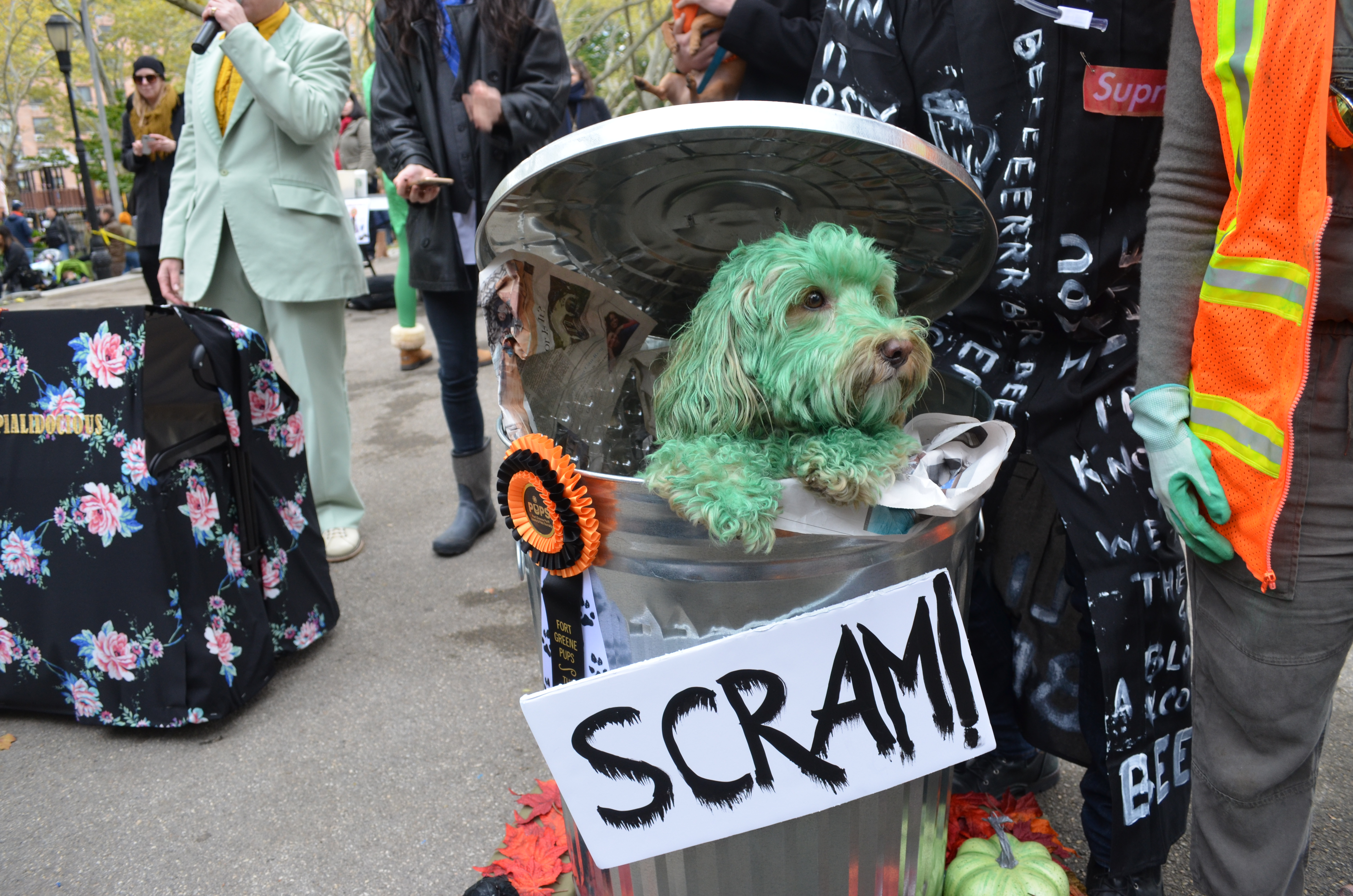 See The Winners Of The 20th Annual Great Pupkin Dog Costume