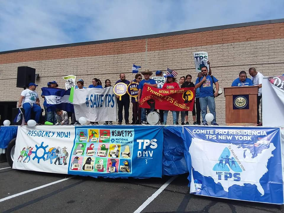 For TPS Holders, The Fight To Remain Is Not Over - BKLYNER
