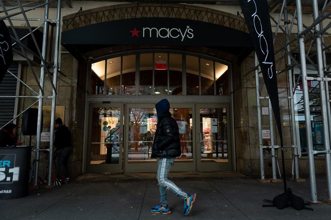 "9c2c9d8b5fb8a ""The renovation of Macy s Downtown Brooklyn illustrates our firm commitment  to the Fulton Street retail community and our loyal customers"
