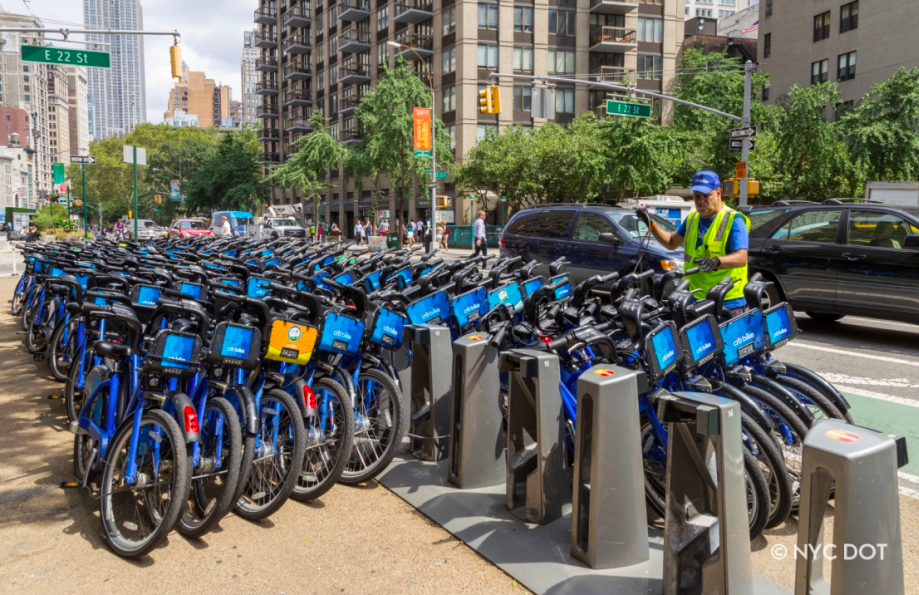 More Citi Bikes for Greenpoint, Williamsburg Ahead of L Train ... Citi Bike Station Map on