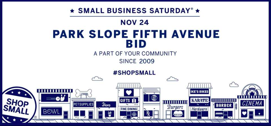 Shop Local For The Holidays: Small Business Saturday And Upcoming
