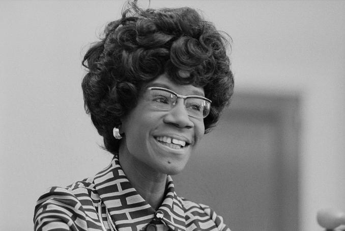 Shirley Chisholm Photo: Screenshot Library of Congress