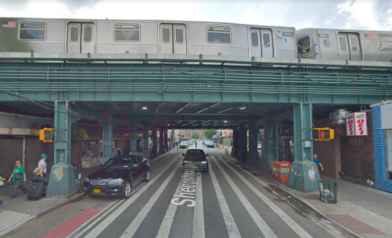Brighton Beach On Subway Map.Suspected Thief Hit And Killed By Train In Sheepshead Bay Woman S