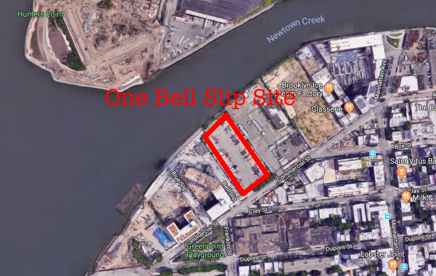 31-Story Tower Added to Greenpoint Landing Development