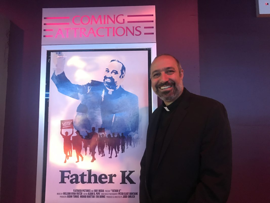 Father K' Plays To A Packed Theater In Bay Ridge - BKLYNER